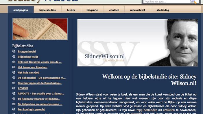 Afbeelding van aflevering: Henk Binnendijk & Sidney Wilson & Marten van Willigen