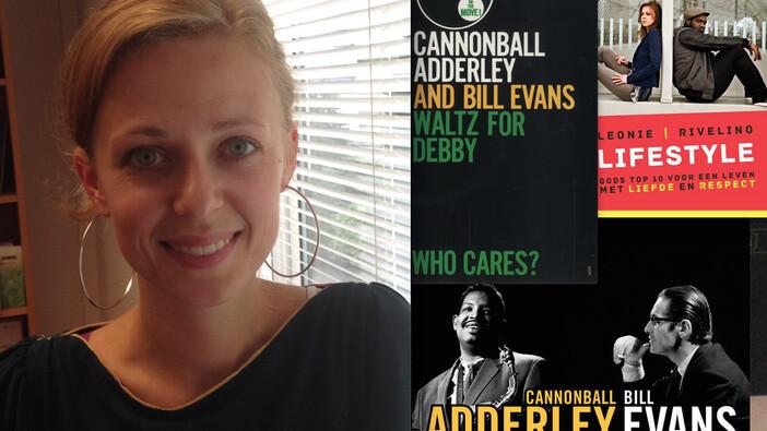 Afbeelding van aflevering: Leonie de Beer & Lifestyle & Anne van de Bijl & Cannonball Adderley & Bill Evans