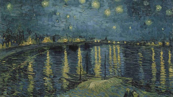 Afbeelding van aflevering: Keith Jarrett & Maite van Dijk & Munch: Van Gogh & Jacco Overeem