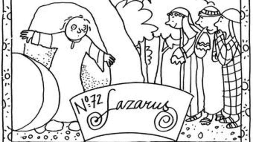 Afbeelding van aflevering: De opstanding van Lazarus