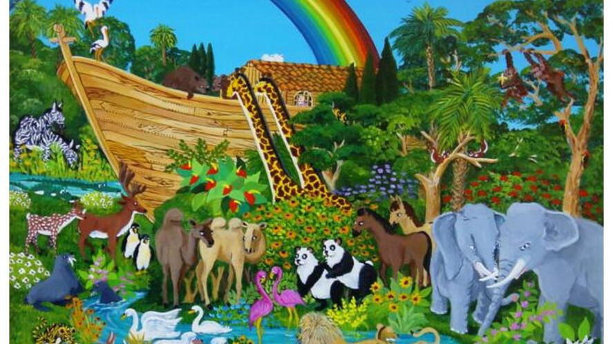 Afbeelding van aflevering: Adventserie: Noach in het licht van Advent