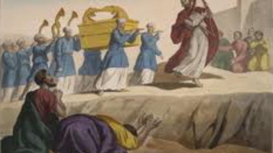 Afbeelding van aflevering: Waarom wordt Uzza zo zwaar gestraft?