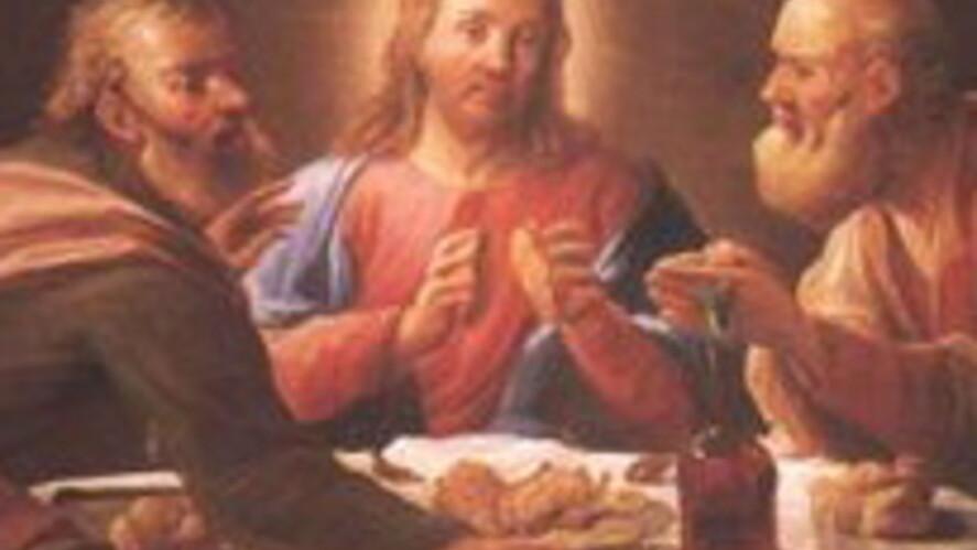 Afbeelding van aflevering: Jezus en de Emmaüsgangers
