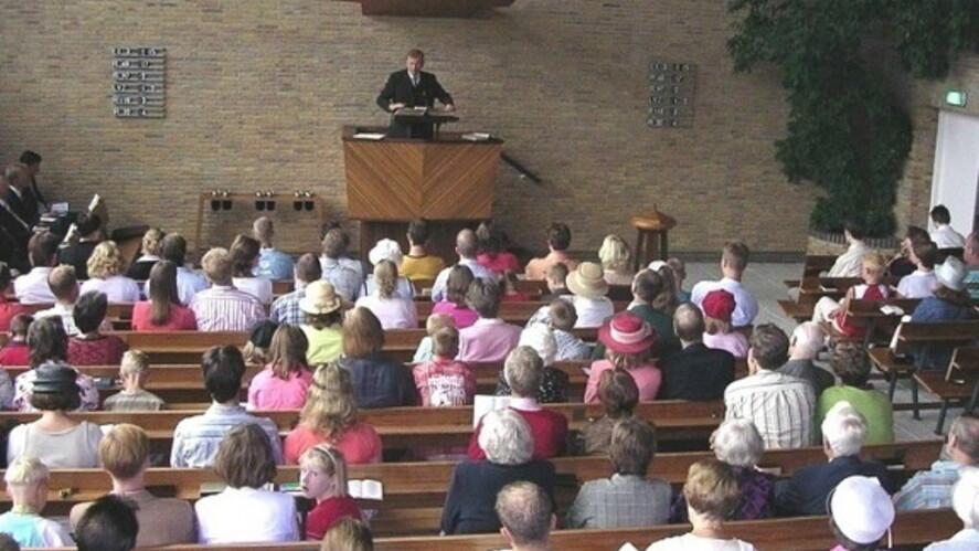 Afbeelding van aflevering: Klaar met de kerk
