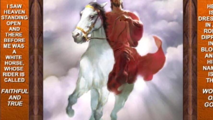 Afbeelding van aflevering: De ruiter op het witte paard