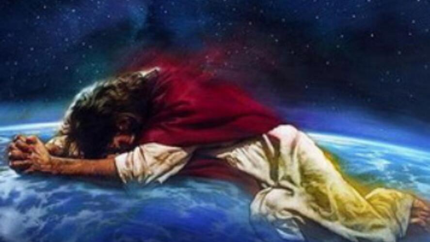 Afbeelding van aflevering: Bidt Jezus niet voor de wereld?
