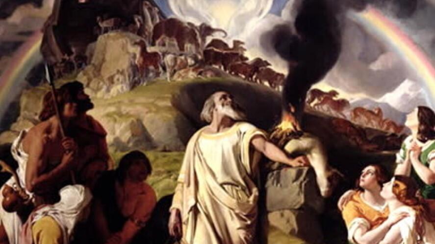 Afbeelding van aflevering: Wie was Noach?