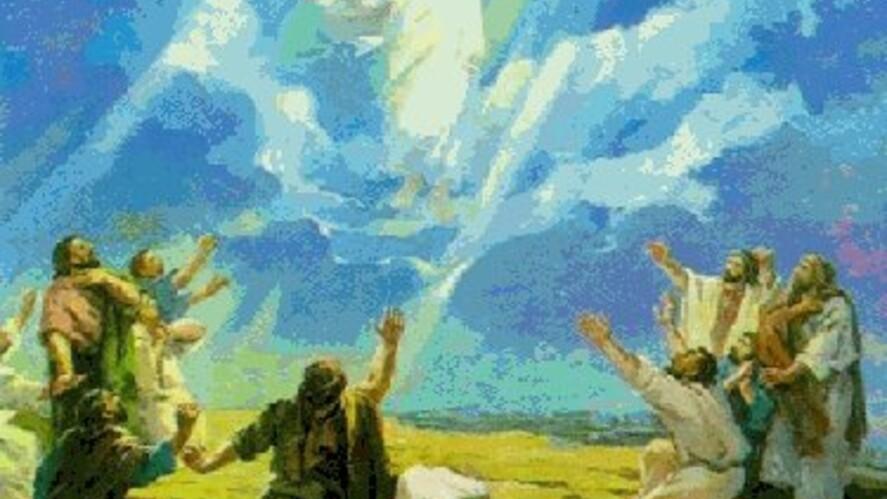 Afbeelding van aflevering: De laatste woorden van Jezus op aarde