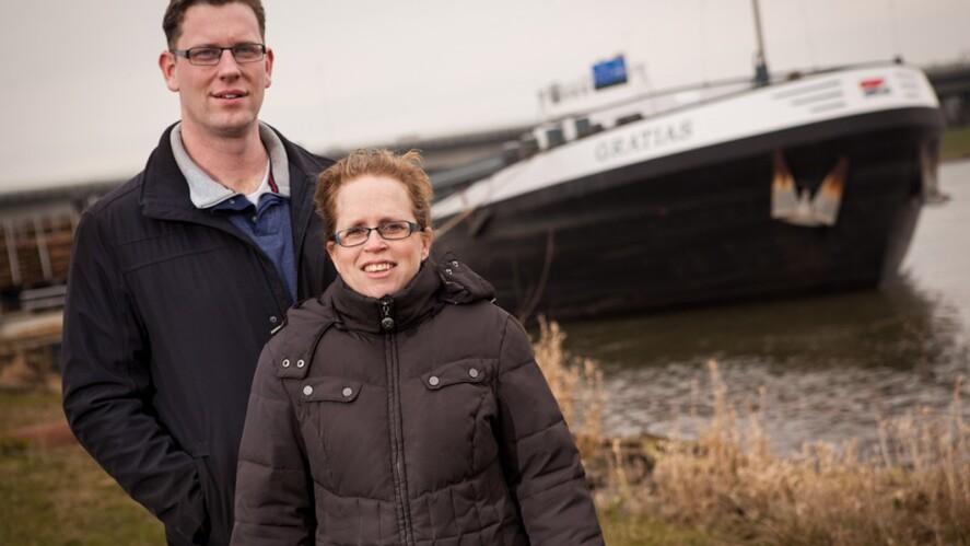 Afbeelding van aflevering: Peter en Florianne Kruijt