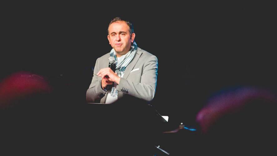 Afbeelding van aflevering: Martin de Jong