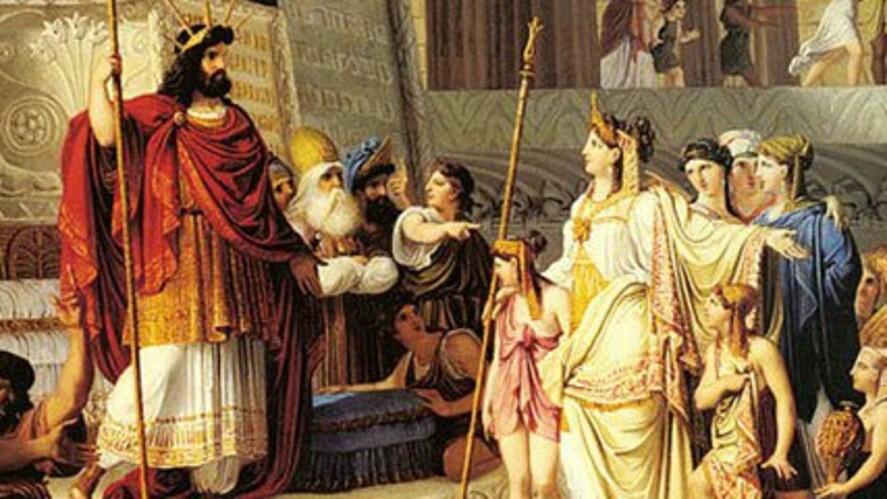 Afbeelding van aflevering: Het leven van koning Salomo