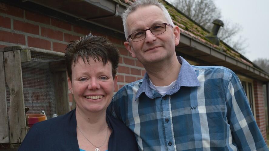 Afbeelding van aflevering: Annemarie en Pieter Smaling