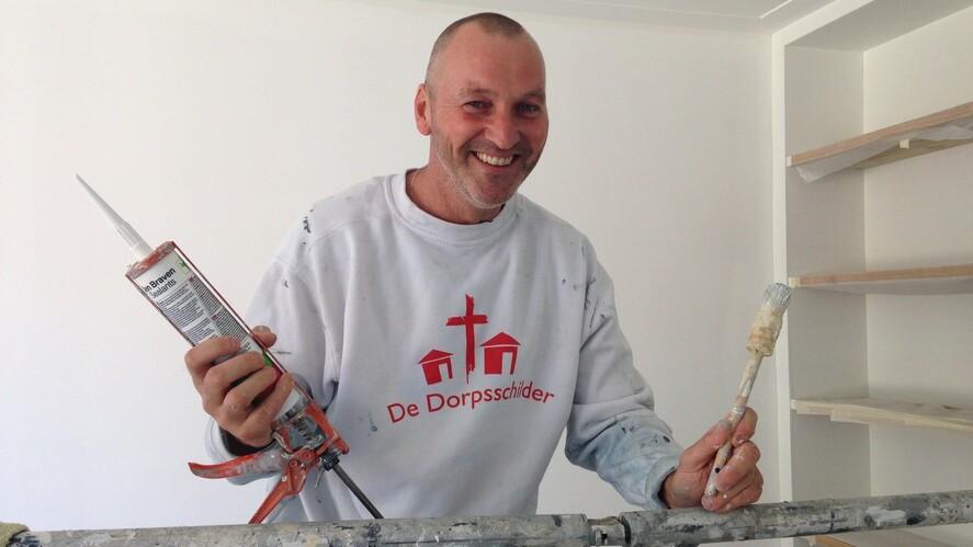 Afbeelding van aflevering: Dorpsschilder Wouter van den Berg