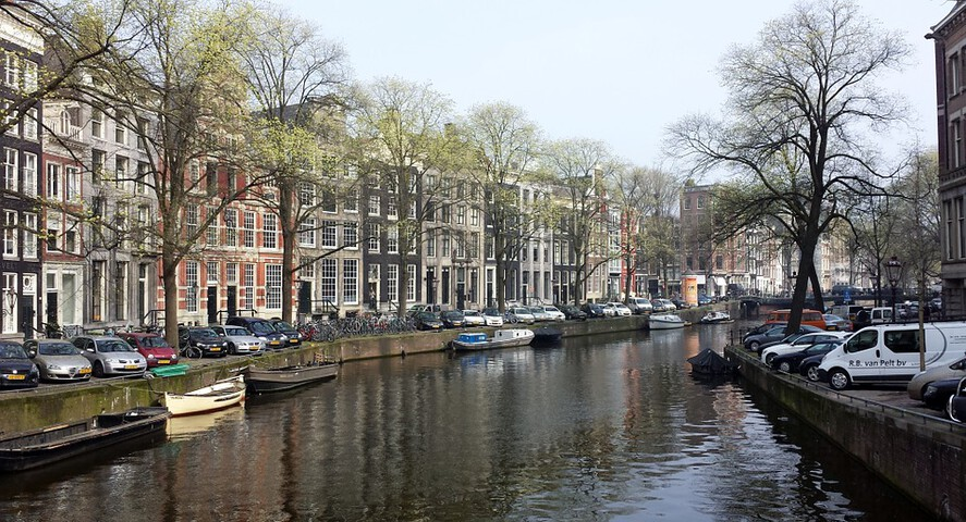 Afbeelding van aflevering: Levendig Amsterdam: je bent er thuis!