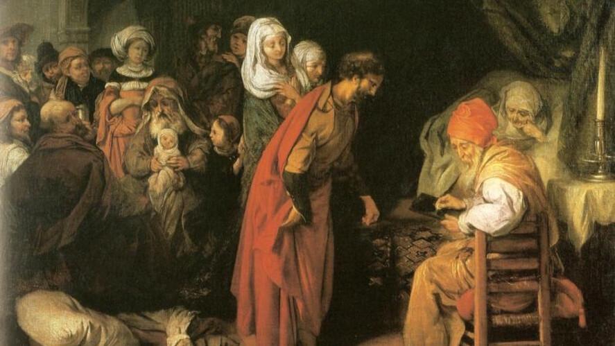 Afbeelding van aflevering: Musica Religiosa - Het Bezoek dl.8