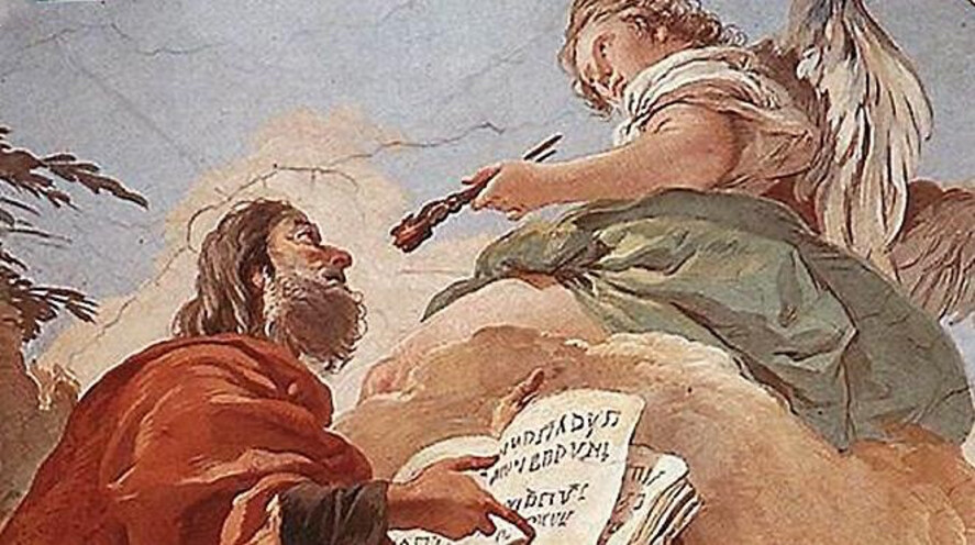 Afbeelding van aflevering: Musica Religiosa Het Bezoek dl. 9