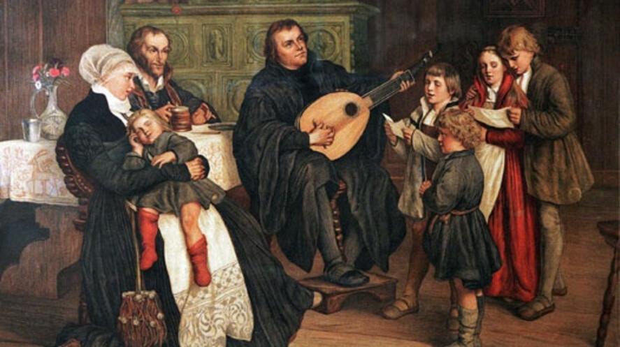 Afbeelding van aflevering: Musica Religiosa - Luther dl.2 - Nieuwjaar