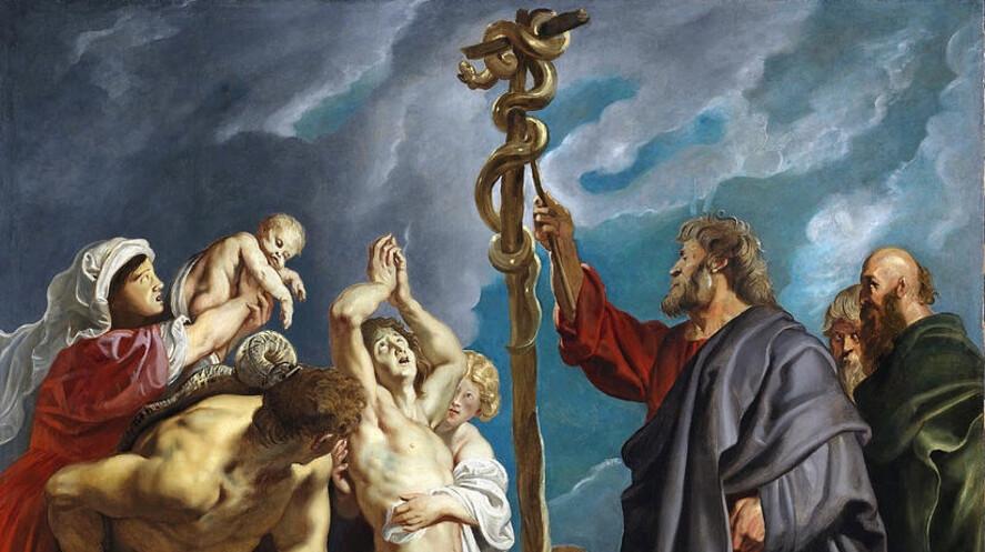 Afbeelding van aflevering: Musica Religiosa Radio 4 - Johannes 3
