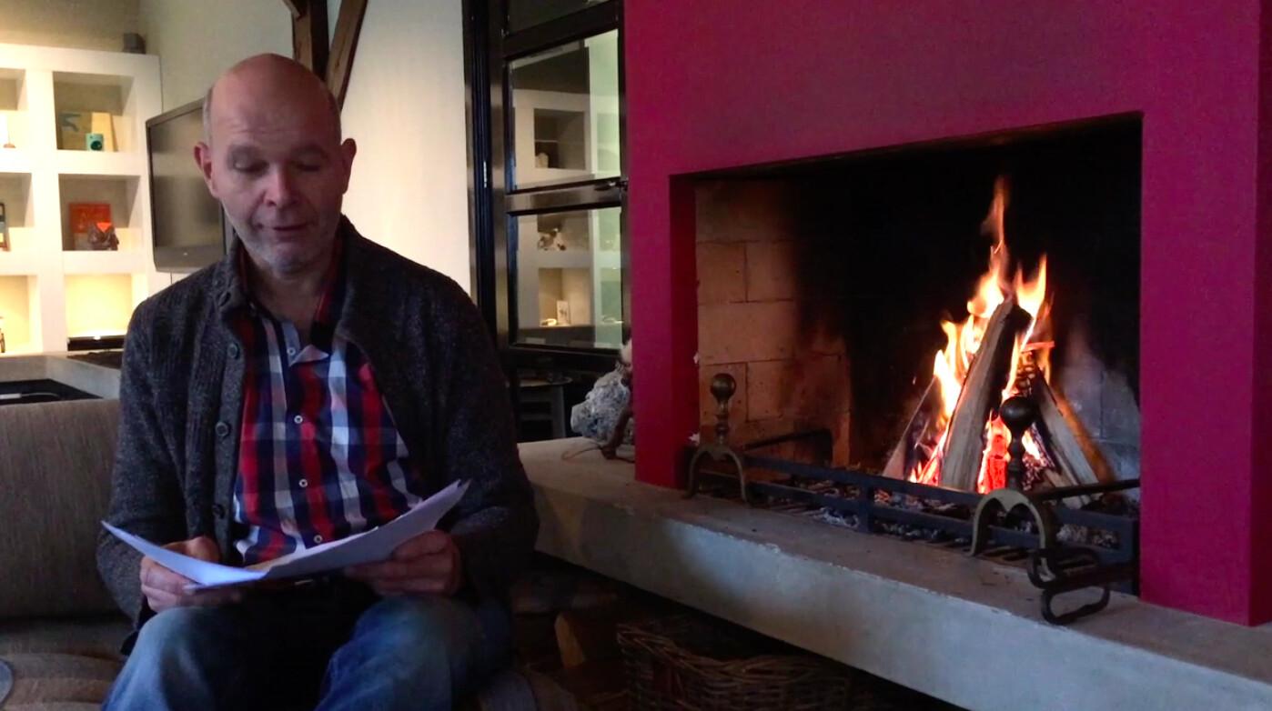 Boer Willem vertelt over zijn brieven