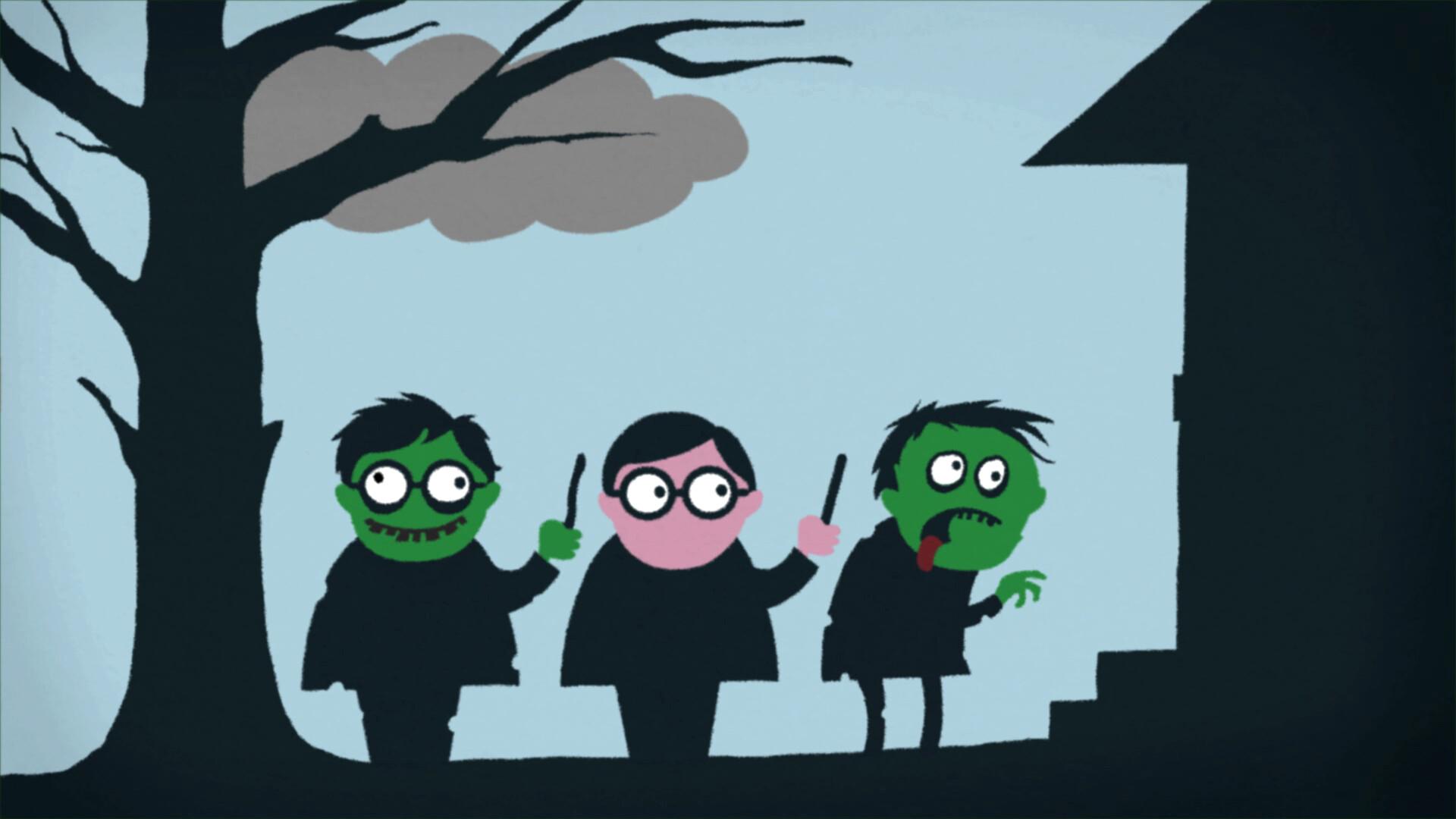 Halloween Filmpjes Nederlands.Schooltv Clipphanger Wat Is Halloween