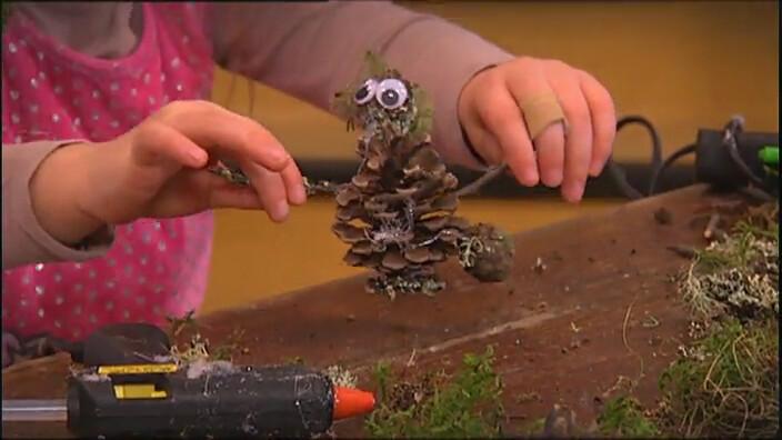 Schooltv poppetjes voor in de tuin marian en maaike for Tuin programma tv