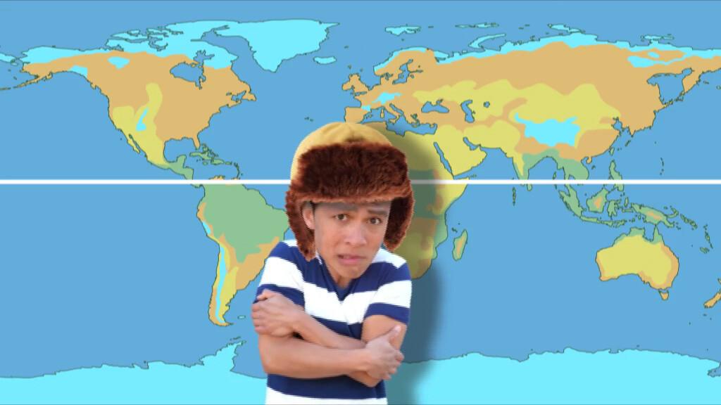 Schooltv klimaatzones van de wereld waarom zijn er verschillende klimaatzones - Vloerlamp van de wereld ...