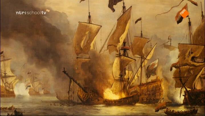 schooltv dossier geschiedenis de gouden eeuw oorlog op zee