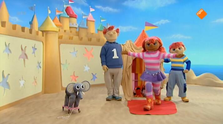 Kleurplaten Circushond.Schooltv Het Zandkasteel Circus