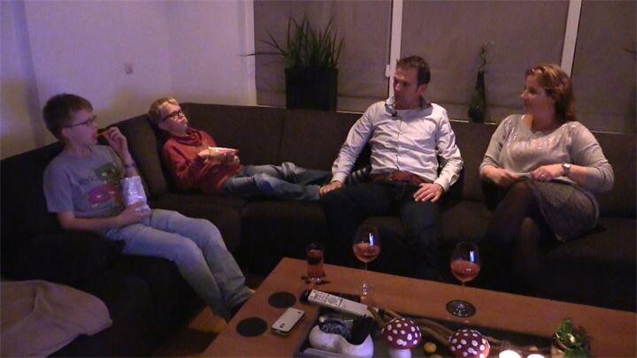 20. Willem proost met Martine
