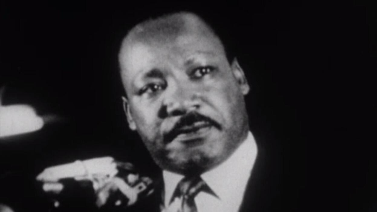 Schooltv Martin Luther King Een Dominee Met Een Droom