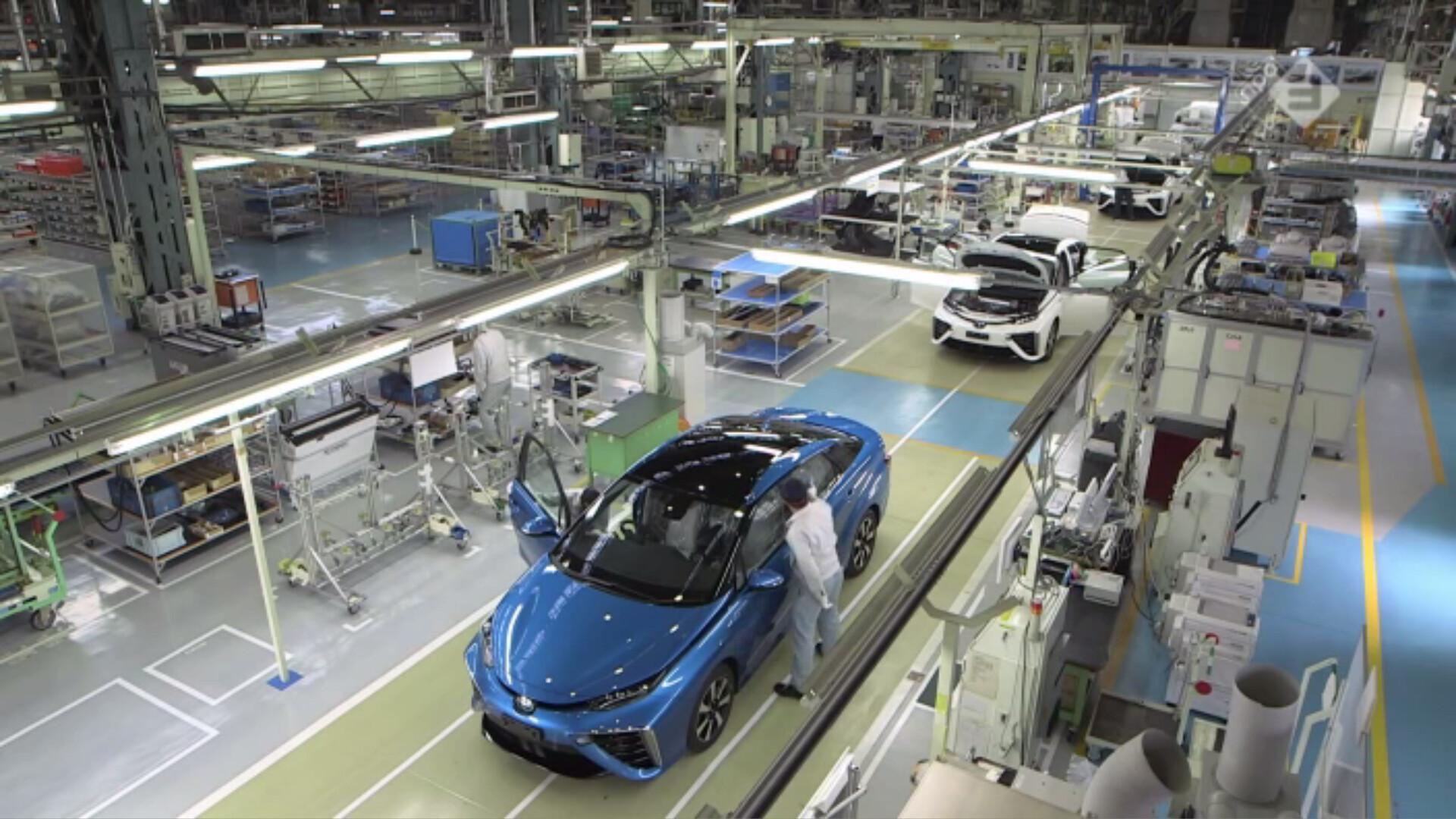 Schooltv Eenvandaag In De Klas Auto Industrie In Het Nauw Door