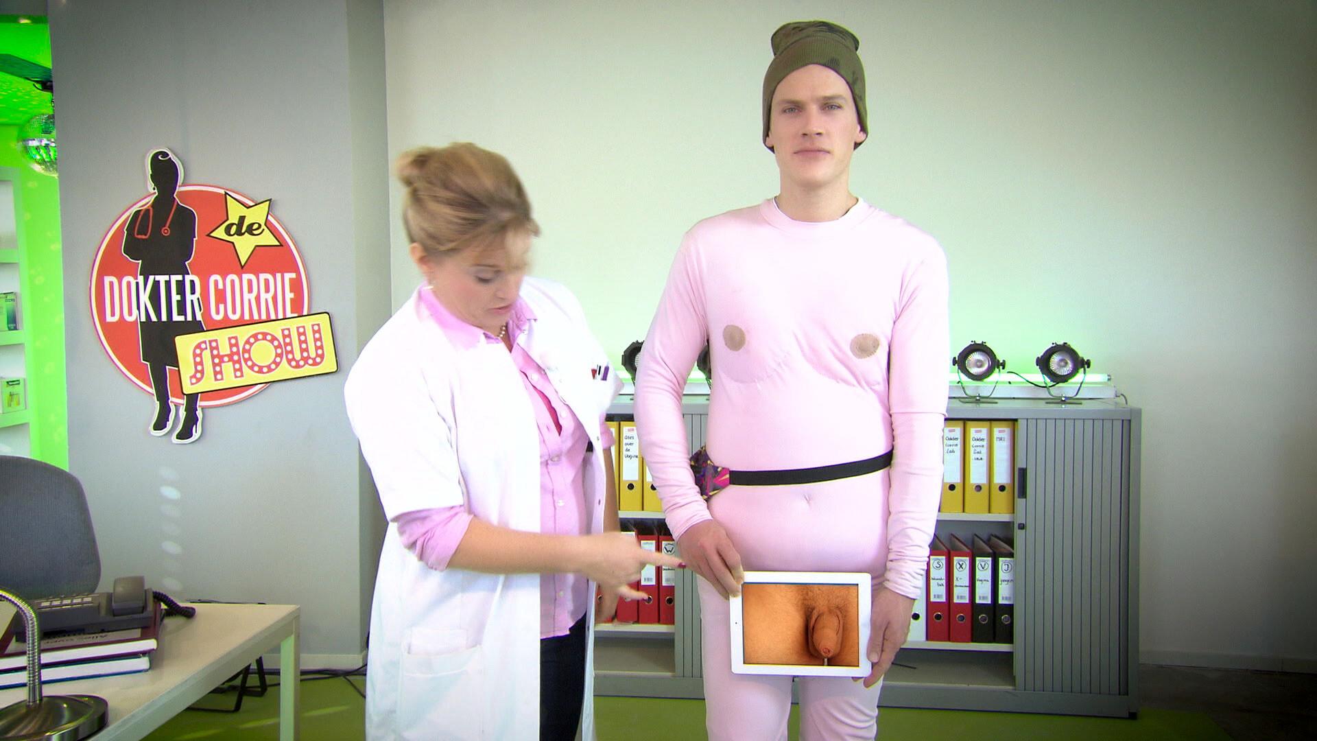 dokter voor mannelijke geslachtsdelen