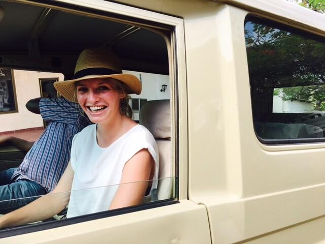 Irene blikt terug op haar tijd in Zambia
