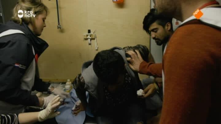 De vluchtelingenhel van Moria en Prins zoekt geld voor startups