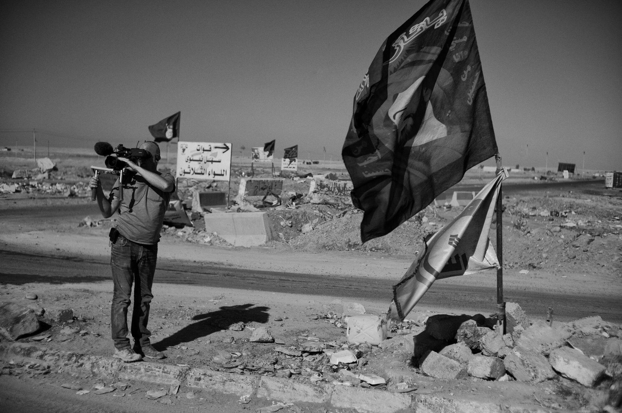 Bizarre moord op Nederlander Peet van Es en de Slag om Mosul