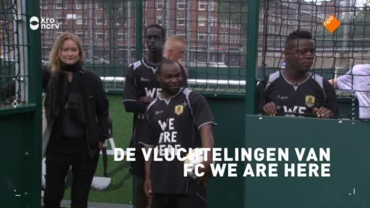 De Stadse Wildernis en uitgeprocedeerde voetballers