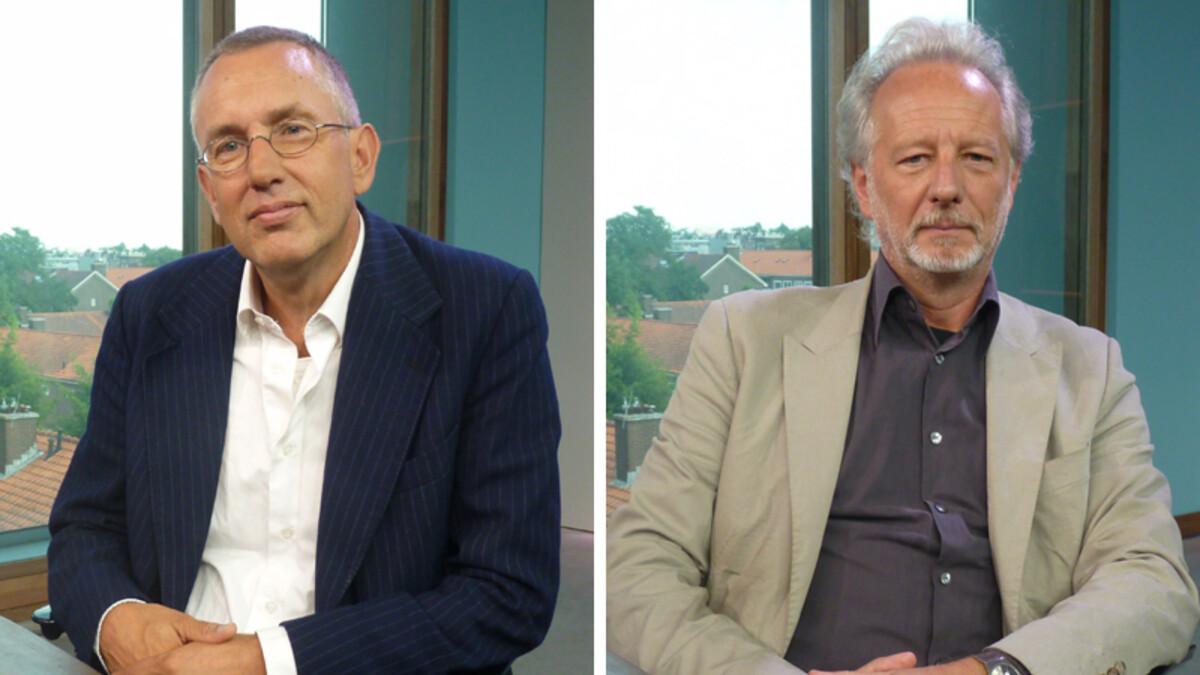 Jabik Veenbaas & Stefan Hertmans - VPRO Boeken - VPRO