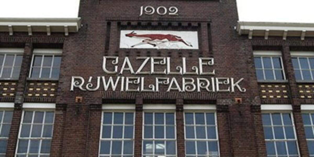 De Dorpsfabriek 1: Gazelle Te Rheden