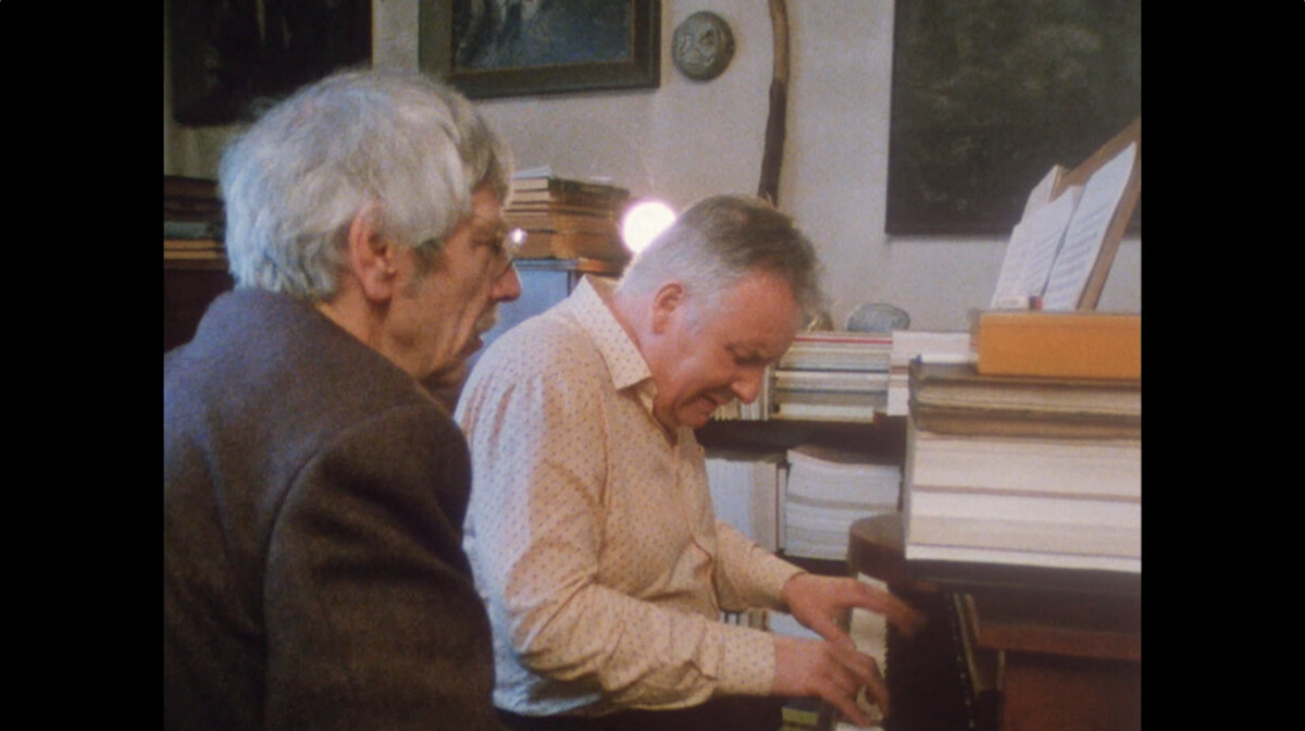 VPRO 1994 - Toonmeesters: Henryk Górecki - VPRO