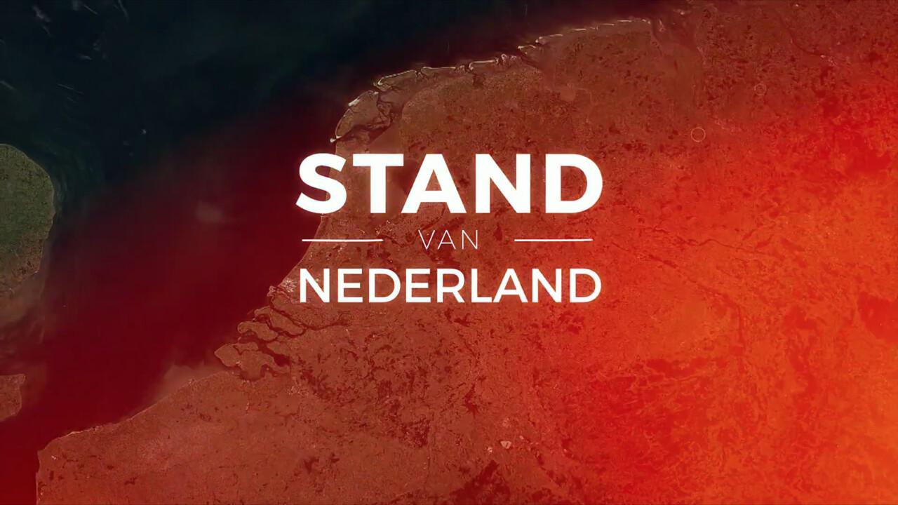 Stand Van Nederland - Oost-west-thuis-cash