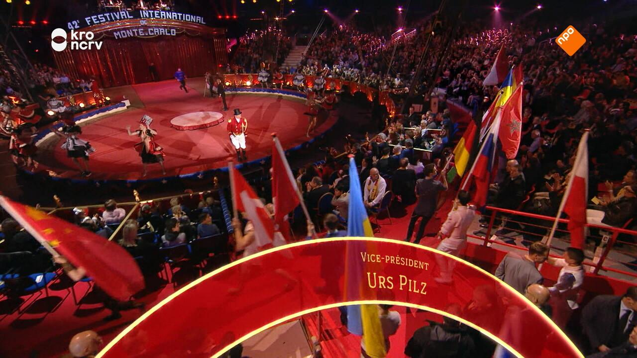 Circusfestival Van Monte Carlo - 44ste Circusfestival Van Monte Carlo