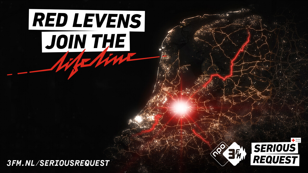 Serious Request - 3fm Serious Request: The Lifeline