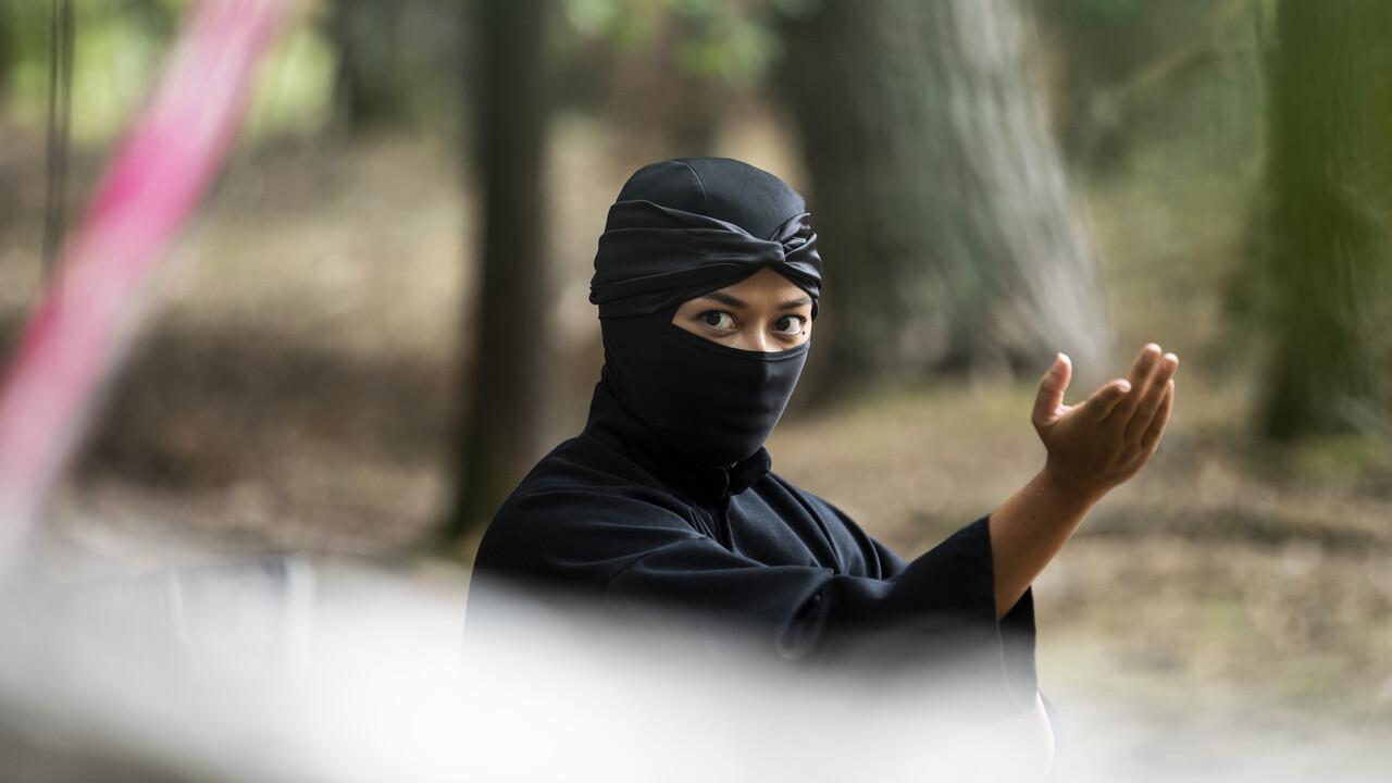Ninja Nanny - Wachten, Luisteren, Kijken