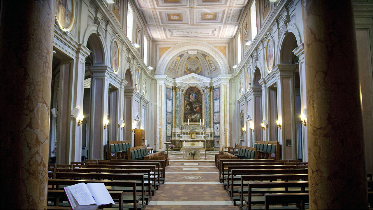 Eucharistieviering - Seizoen 43 Afl. 24 - Roelofarendsveen