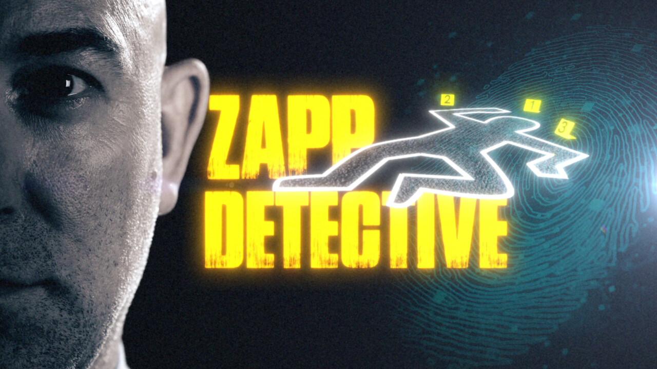 Zapp Detective - Maak Je Kapot