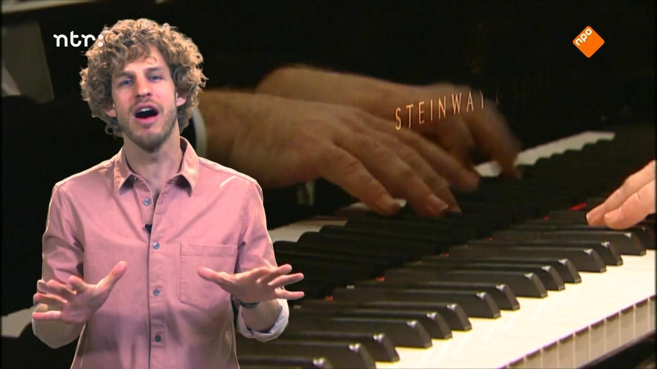 Podium Witteman Presenteert: De Matinee - Seizoen 2020 Afl. 4 - Eerste Vioolconcert Van Philip Glass En John Adams' Harmonium