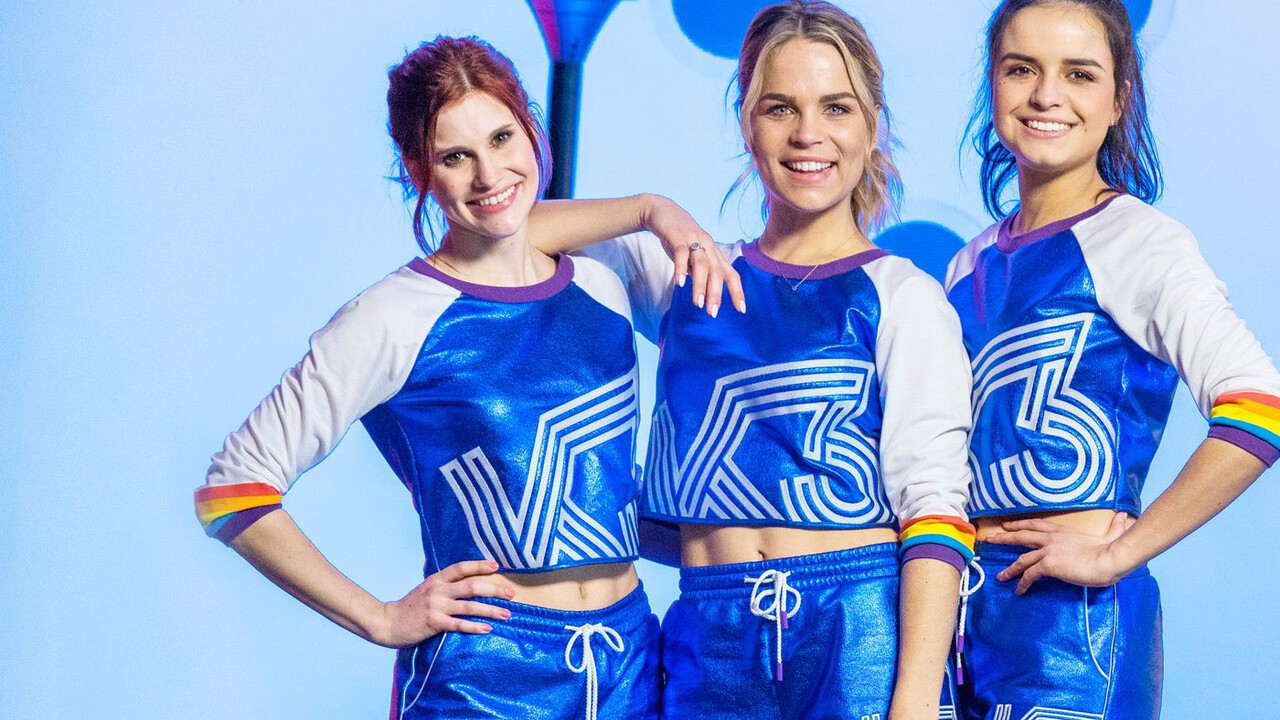 K3 Roller Disco Club - Neuze Neuze