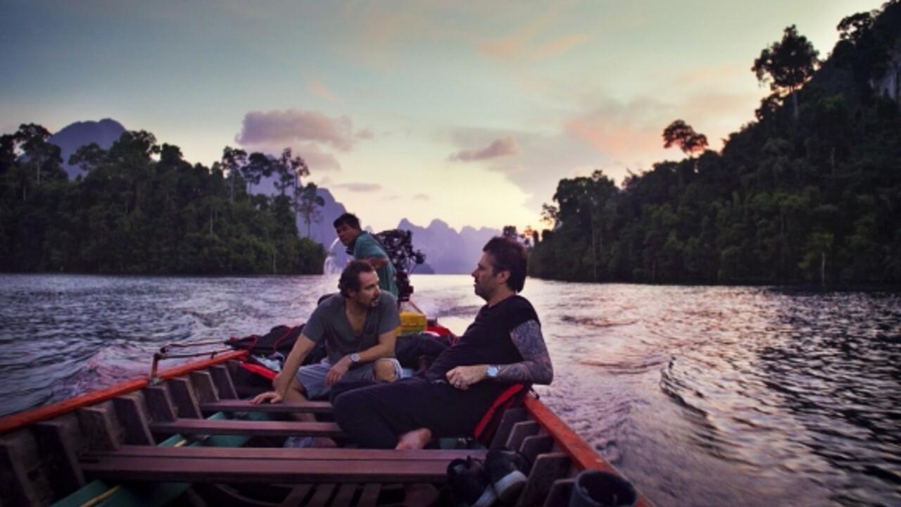 Sergio & Axel: Van De Kaart - Zeeland