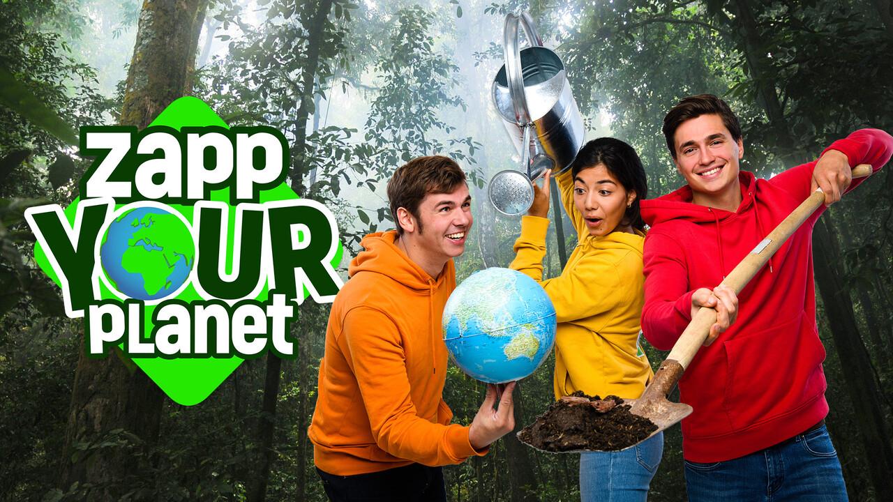 Zapp Your Planet - Egels Redden, De Plastic Soep Achterna En Mag Het Licht Uit?