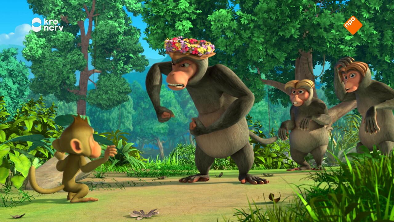 Jungle Book - Mowgli, Koning Van De Jungle!